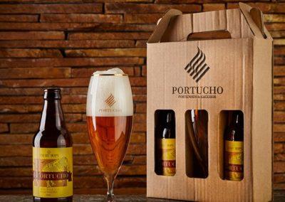 Cerveja - Portucho Soft IPA