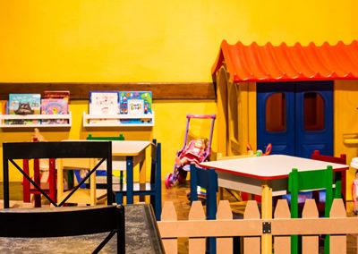 Brinquedoteca / Espaço Kids - Recreação Infantil com Monitores