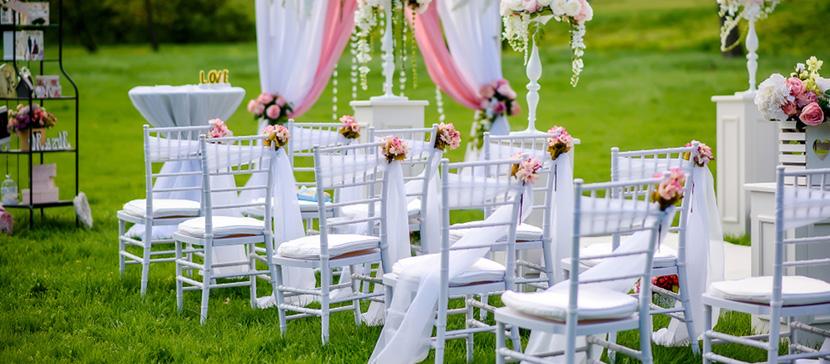 Cerimônias mais intimistas são tendências para os casamentos em 2019!